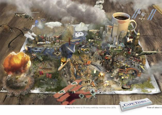 86 publicités designs et créatives de Mai 2012 69
