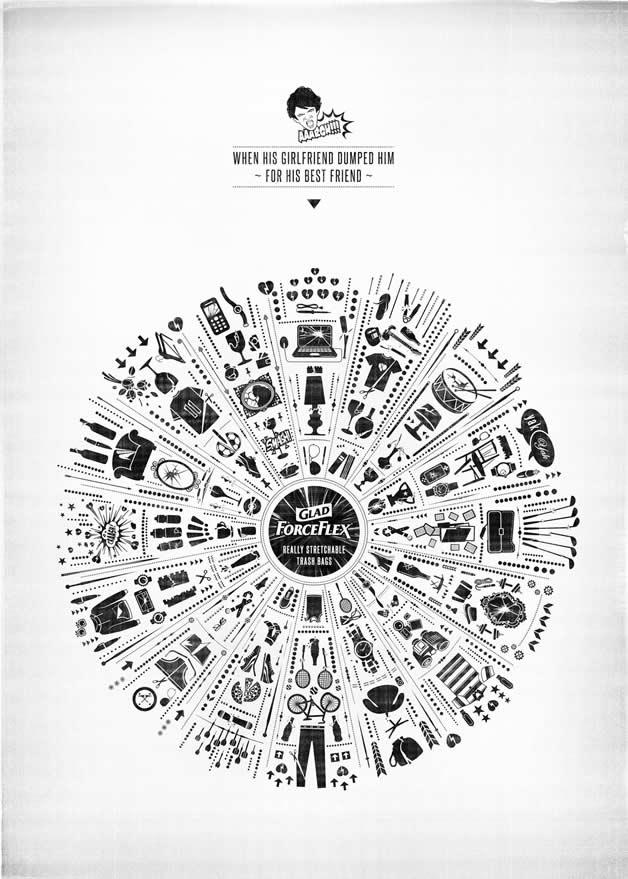 86 publicités designs et créatives de Mai 2012 87