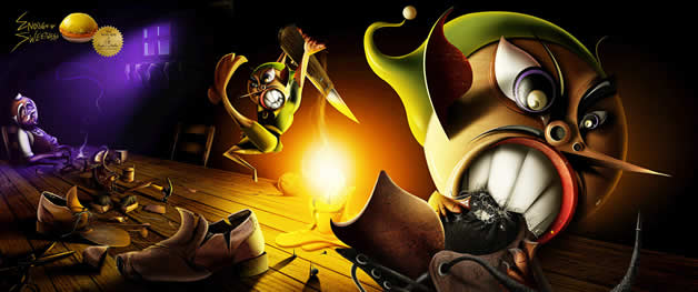 86 publicités designs et créatives de Mai 2012 56