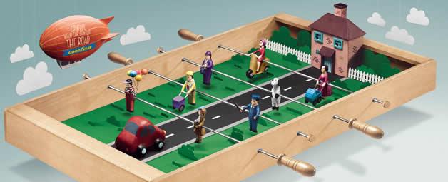 86 publicités designs et créatives de Mai 2012 22