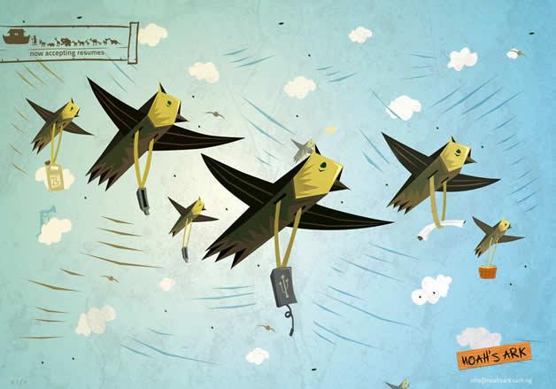 86 publicités designs et créatives de Mai 2012 26