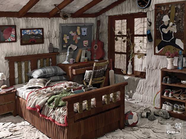 86 publicités designs et créatives de Mai 2012 60