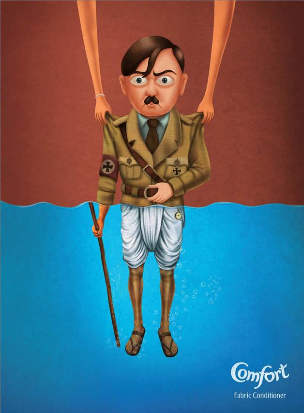 86 publicités designs et créatives de Mai 2012 50