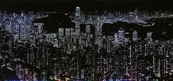 City of Illusion par Bonseok Koo 3