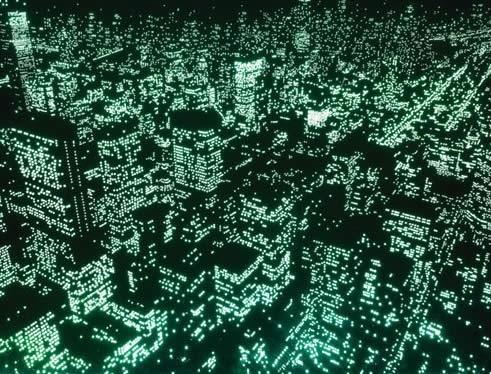 City of Illusion par Bonseok Koo 6