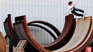 Open Horizon - Timelapse et skateboard 1