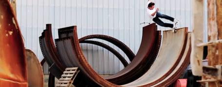 Open Horizon - Timelapse et skateboard 5