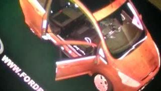 Ford fait sa pub avec des hologrammes 1