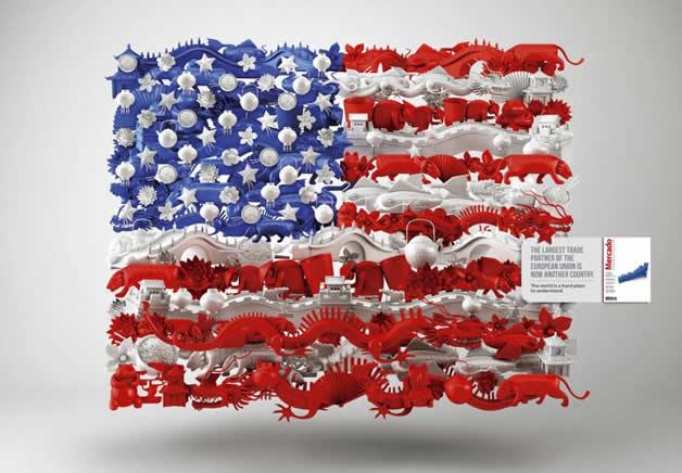 Marcado magazine créé une sculpture d'Obama  3