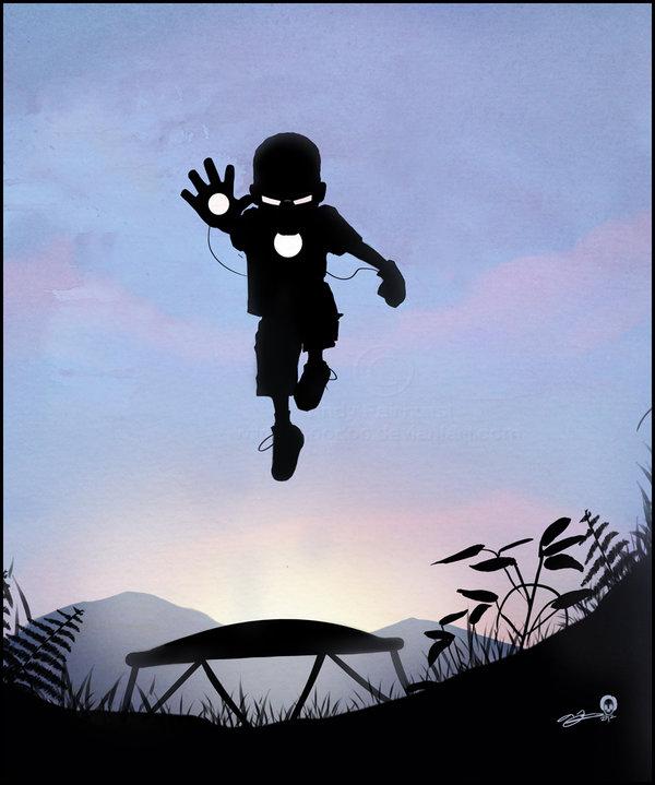 Les enfants Super-héros d'Andy Fairhurst 7