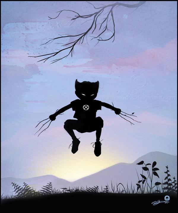 Les enfants Super-héros d'Andy Fairhurst 8
