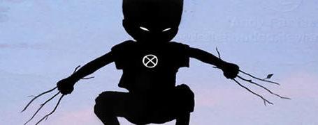 Les enfants Super-héros d'Andy Fairhurst 1