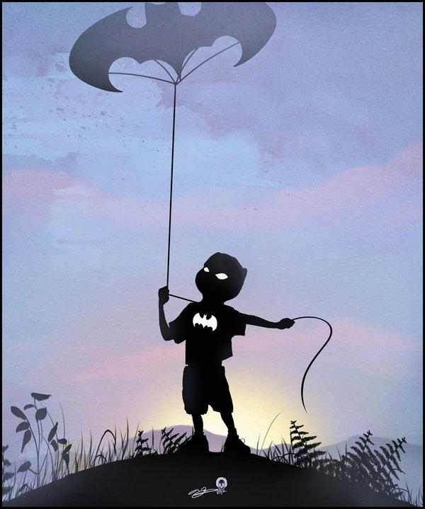 Les enfants Super-héros d'Andy Fairhurst 11
