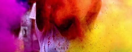 Une course bien colorée - The color Run 3