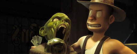 Trailer The Goon - de l'animation et du zombie 3