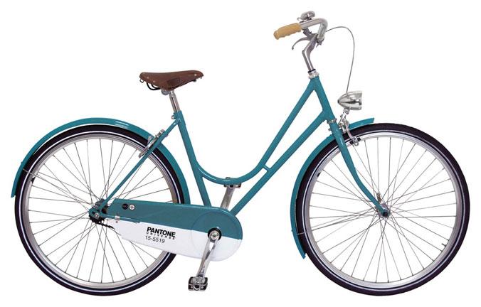 Les vélos Pantone ABICI 4