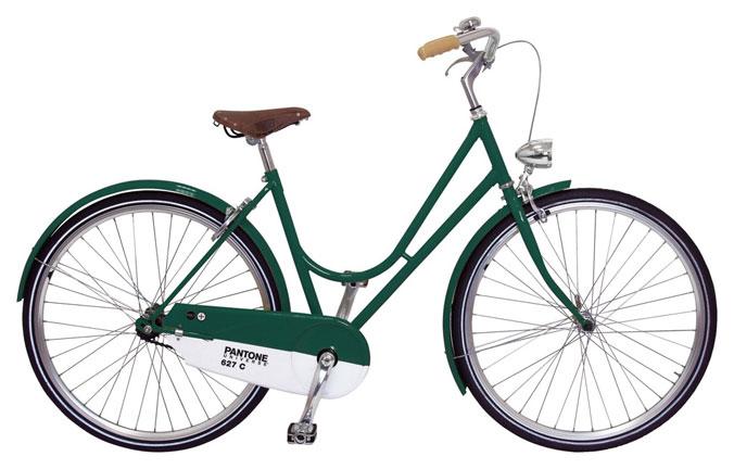 Les vélos Pantone ABICI 2