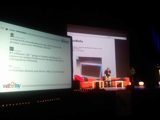 #web2day Html 5 et plateforme mobile 5