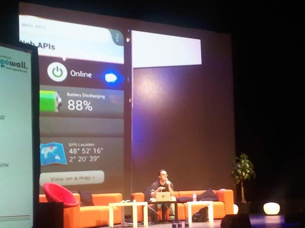 #web2day Html 5 et plateforme mobile 8