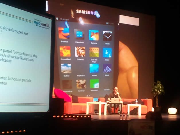 #web2day Html 5 et plateforme mobile 2