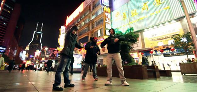 worldwide danse