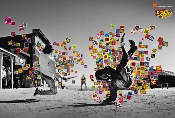 107 publicités designs et créatives de Juin 2012 4