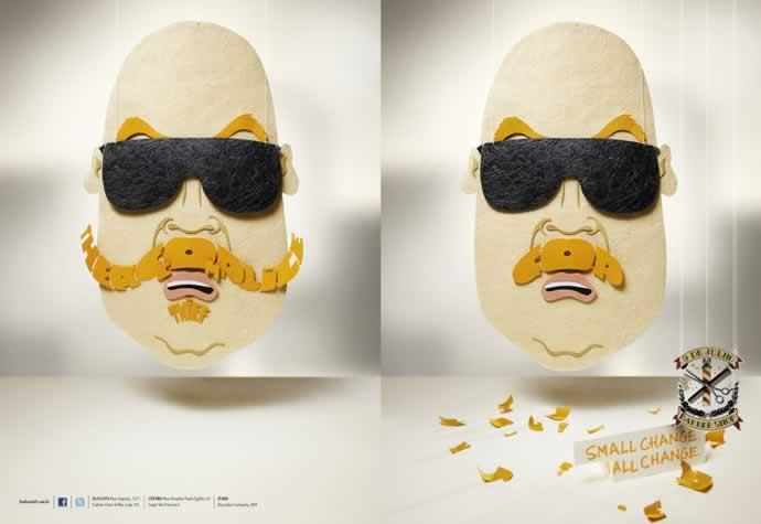 107 publicités designs et créatives de Juin 2012 5