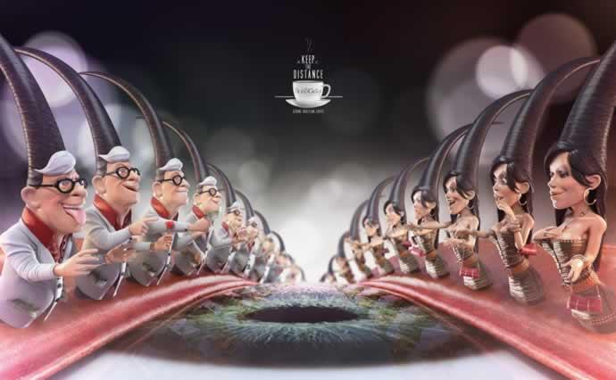 107 publicités designs et créatives de Juin 2012 19