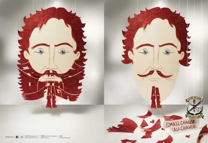 107 publicités designs et créatives de Juin 2012 21
