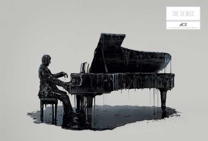 107 publicités designs et créatives de Juin 2012 30
