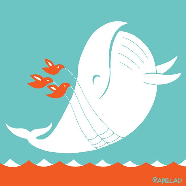 20 meilleurs détournements du nouveau logo Twitter 5