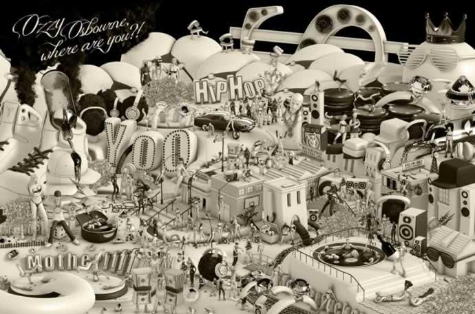 107 publicités designs et créatives de Juin 2012 46