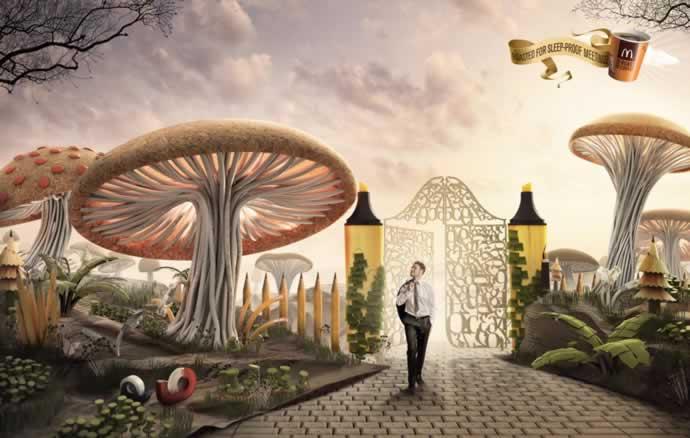 107 publicités designs et créatives de Juin 2012 49
