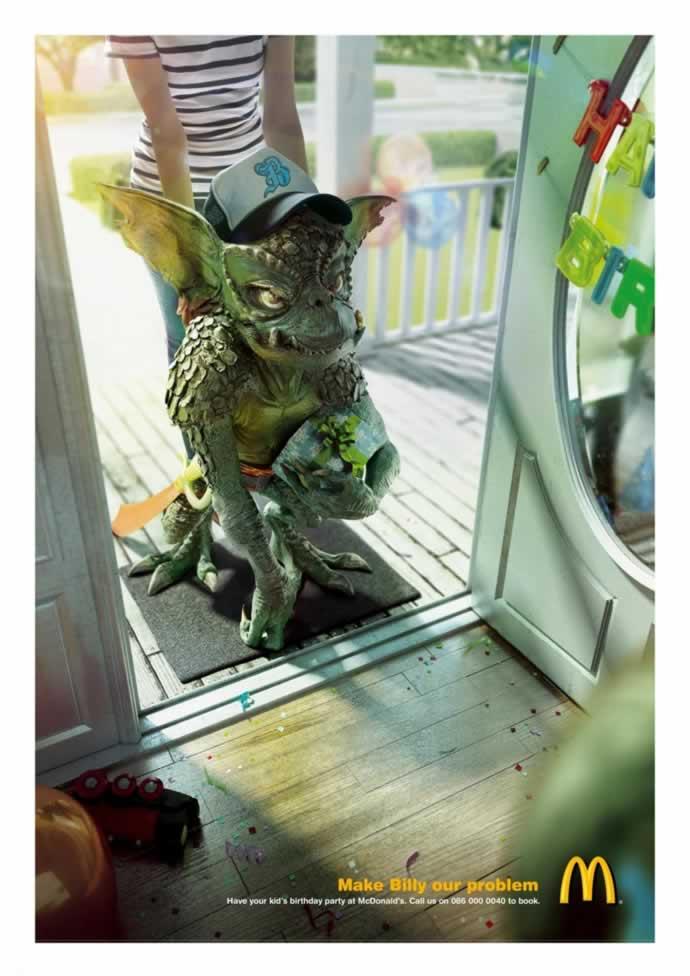 107 publicités designs et créatives de Juin 2012 50