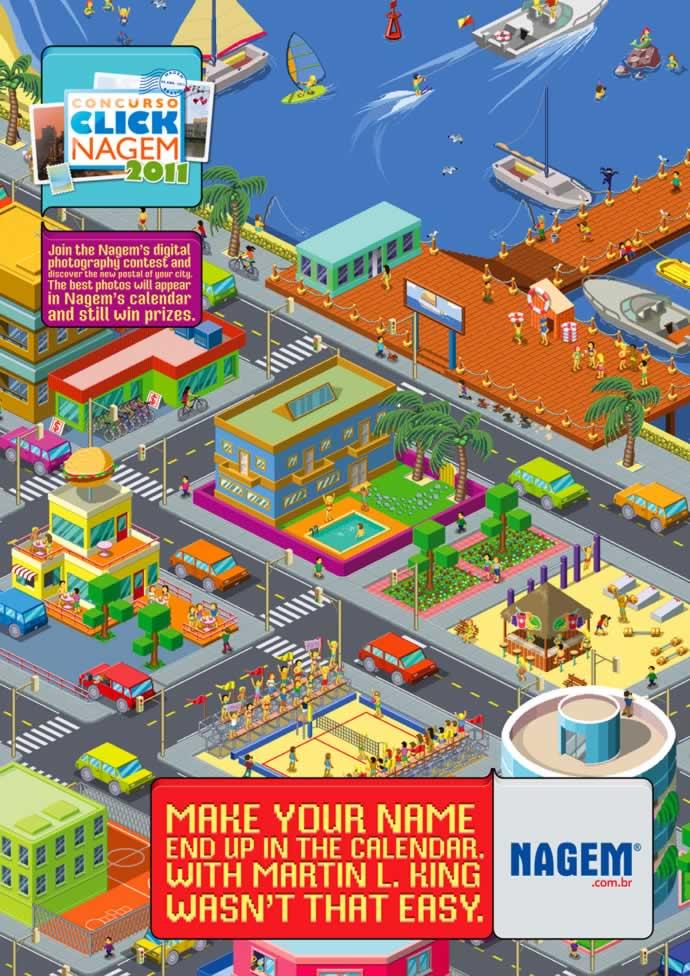 107 publicités designs et créatives de Juin 2012 53