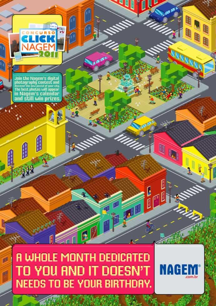 107 publicités designs et créatives de Juin 2012 54