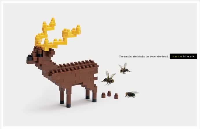 107 publicités designs et créatives de Juin 2012 57