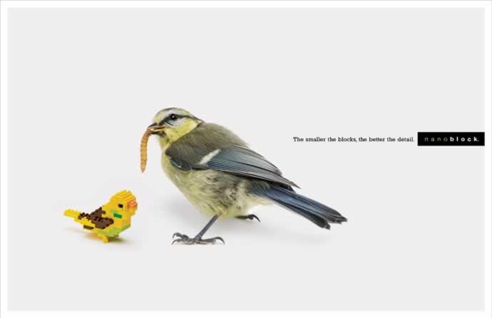 107 publicités designs et créatives de Juin 2012 60