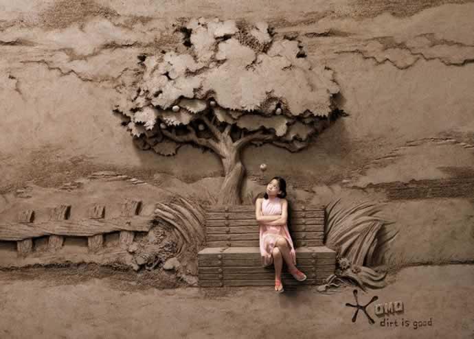 107 publicités designs et créatives de Juin 2012 66