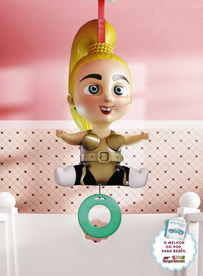 107 publicités designs et créatives de Juin 2012 68