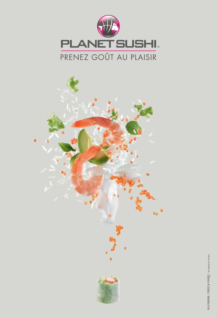 107 publicités designs et créatives de Juin 2012 78