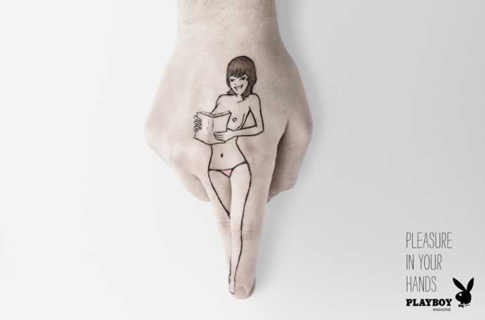 107 publicités designs et créatives de Juin 2012 81