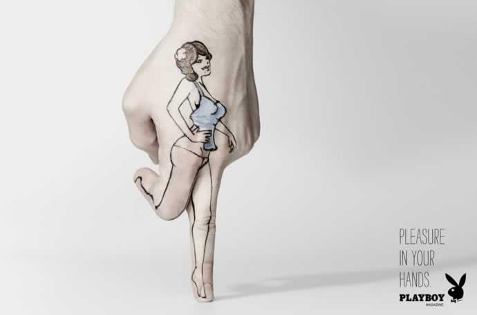 107 publicités designs et créatives de Juin 2012 84