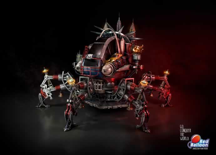 107 publicités designs et créatives de Juin 2012 87