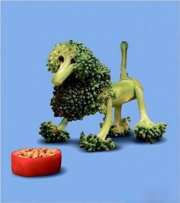 70 créations à base de nourriture - Food Art 45