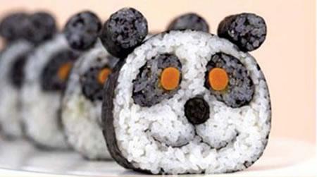 70 créations à base de nourriture - Food Art 68