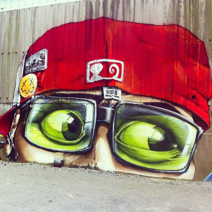 100 street-art fun et créatifs – vol10 4