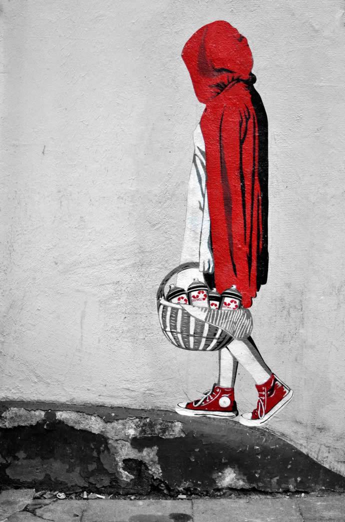 100 street-art fun et créatifs – vol10 15