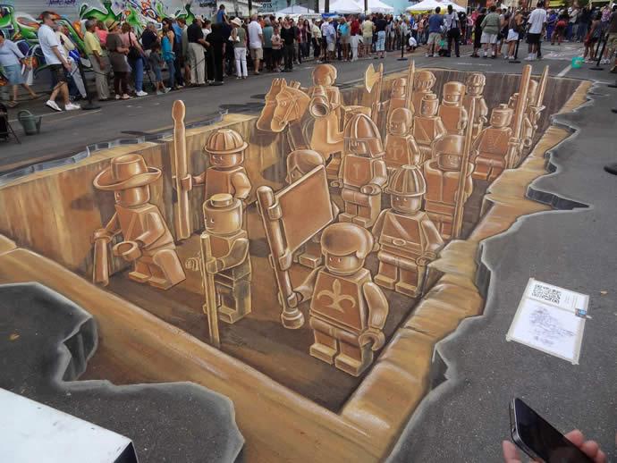 100 street-art fun et créatifs – vol10 39