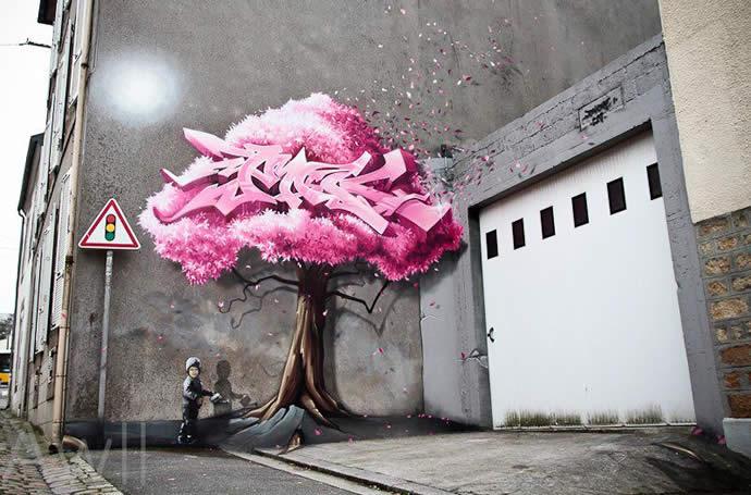 100 street-art fun et créatifs – vol10 48
